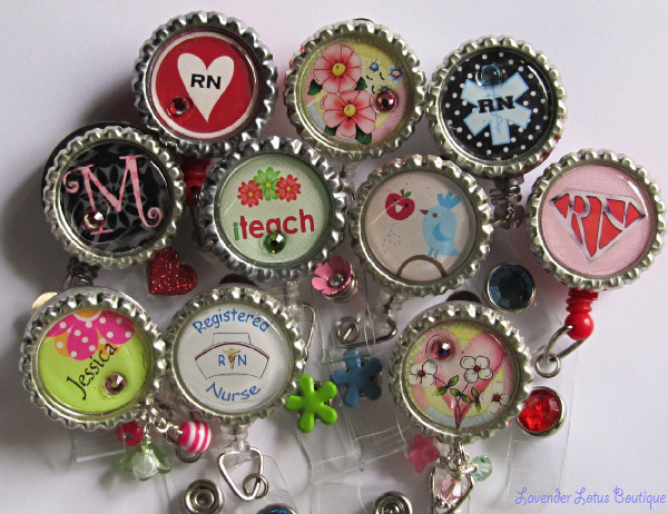 Fun Badge Reels