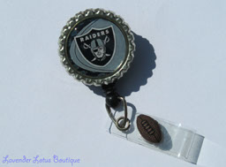 Oakland Raiders Inspired-retractable, badge, reel, id, badge reel, id holder, Oakland, Raiders, football, sports, retractable badge reel, retractable id reel, retractable id holder, sports badge reel, sports id reel, sports id holder, Oakland Raiders badge reel, Oakland Raiders id reel, Oakland Raiders id holder, football badge reel, football id holder, football id reel, football gift, sports gift, medical, teacher, nurse, office, conference, Oakland Raiders retractable badge reel, fun badge reels,